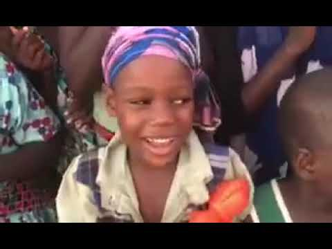IBPR Missionary Team's Visit to IDP Camp in Benin City, Nigeria